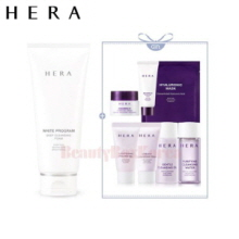 HERA White Program Deep Cleansing Foam Set [Monthly Limited -May 2018]